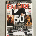 Empire Magazine April 2003 issue 166 So Reasons...